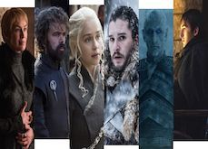 Game of Thrones : Qui prendra le contrôle du royaume selon les bookmakers ?
