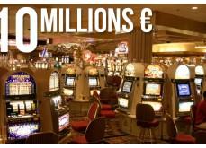 Une faille sur des machines de jeux allemandes permet à des centaines de clients de rafler 10 millions d'euros en une nuit