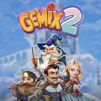 Explorez de nouveaux horizons dans la machine à sous vidéo Gemix 2 de Play'n Go