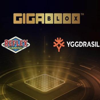 Reflex Gaming consolide son partenariat avec Yggdrasil grâce à l'essor de la mécanique Gigablox