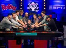 Ce qu'ont réellement gagné les finalistes du Main Event des WSOP 2013, après taxes et impôts