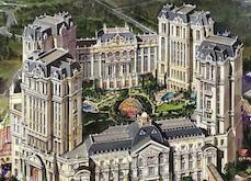 5$ milliards auront été nécessaires pour construire le casino Grand Lisboa Palace de Macau