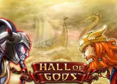 Double jackpot Netent sur la machine à sous Hall of Gods, après Mega Fortune