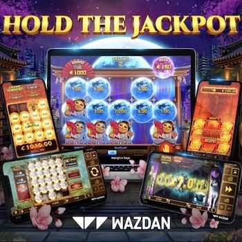Wazdan : la fonctionnalité Hold the Jackpot élargie à d'autres jeux de casino en ligne
