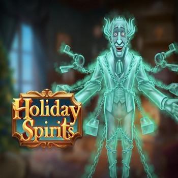 Célébrez Noël avant l'heure grâce à la nouvelle machine à sous Holiday Spirits de Play'n Go