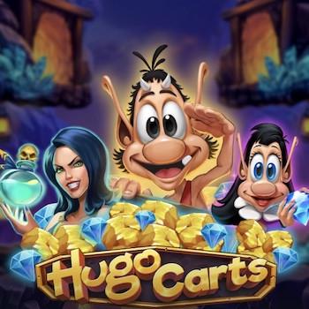 Hugo Délire : une nouvelle machine à sous disponible sur les casinos en ligne Play'n Go