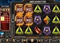 Trois nouvelles machines à sous gratuites - Fantasini, Muse et Incinerator