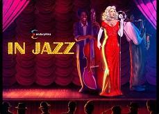 L'actualité d'Endorphina - nouvelle slot In Jazz et Jackpot sur Minotaurus
