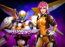 Une chasse spatiale contre des hors-la-loi avec la nouvelle slot Iron Girl