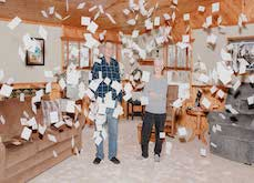 Le couple qui a gagné des millions de dollars grâce à une faille de la loterie, légalement