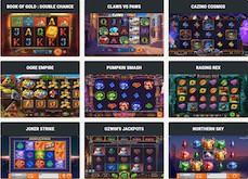 Coup d'oeil sur les derniers jeux de casino gratuits ajoutés sur JeuxCasino.com !