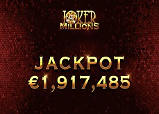 Jackpot d'1,9€ million et nouvelle récompense pour le développeur Yggdrasil Gaming Jackpots au Casino