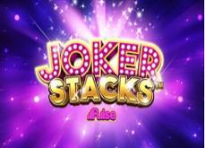 La machine à sous Joker Stacks, avec ses wilds et ses free spins