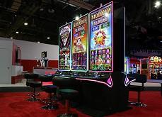 G2E : Konami Gaming présentera sa gamme de nouveaux jeux et terminaux