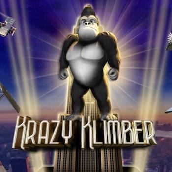 Yggdrasil et Reflex Gaming lancent Krazy Klimber, nouvelle machine à sous sur King Kong !