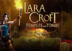 Lara Croft: Temples and Tombs, nouveaux jeux de blackjack et de roulette, Microgaming fait fureur !