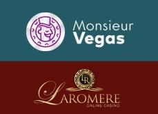 Bonus et free spins sur Monsieur Vegas et La Romere