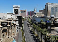 Las Vegas : marasme financier pour les casinos du Strip
