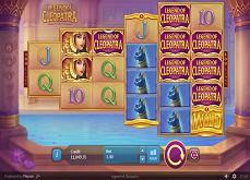 Playson loue la grandeur d'une reine avec la machine à sous Legend of Cleopatra