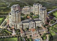 Les projets de casinos à la française dans la ville de Macau - Lisboa Palace et The Parisian Stanley Ho
