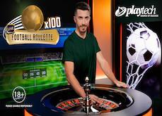 Playtech : une seconde vie pour Live Football Roulette grâce au studio Let's Play