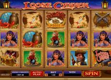 Les jeux gratuits de la semaine sont Loose Cannon, Sinbad et Crazy Jackpot 60.000, trois machines à sous de qualité