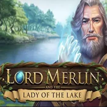 Lord Merlin and the Lady of the Lake : Play'n Go lance une machine à sous placée sous le signe de la magie !
