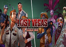 Une version de Las Vegas infestée de Zombies avec la nouvelle machine à sous de Microgaming: Lost Vegas