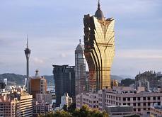 Avril 2016 - Nouvelle baisse de 9.5% de chiffre d'affaires pour les casinos de Macau
