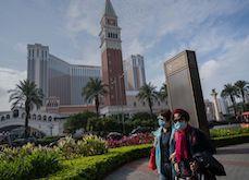 A cause du Coronavirus, les casinos de Macau enregistrent une baisse historique en février