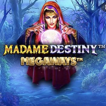 Madame Destiny Megaways : zoom sur cette étrange machine à sous de Pragmatic Play