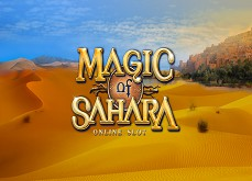 Magic of Sahara, la machine à sous Microgaming sur le désert du Maghreb