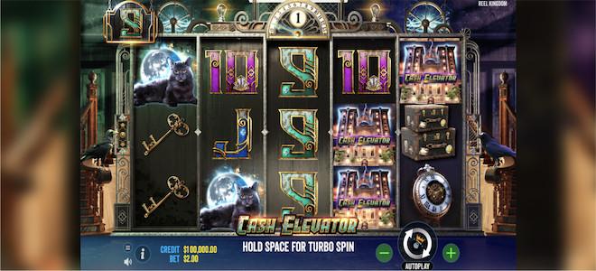 Cash Elevator : la machine à sous de Pragmatic Play où les gains grimpent comme dans un ascenseur !