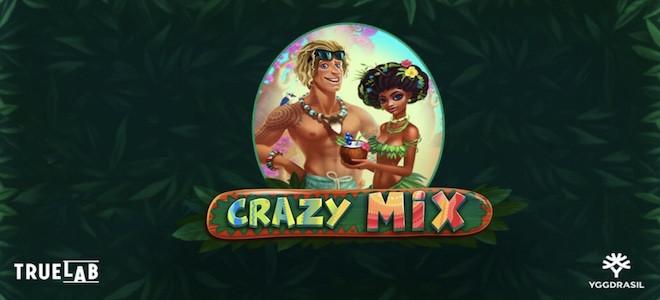 Crazy Mix : cocktails et vacances en Australie dans cette nouvelle machine à sous YG Masters
