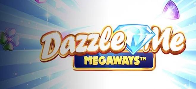 Nouvelle machine à sous : Dazzle Me Megaways vous attend sur les casinos en ligne NetEnt