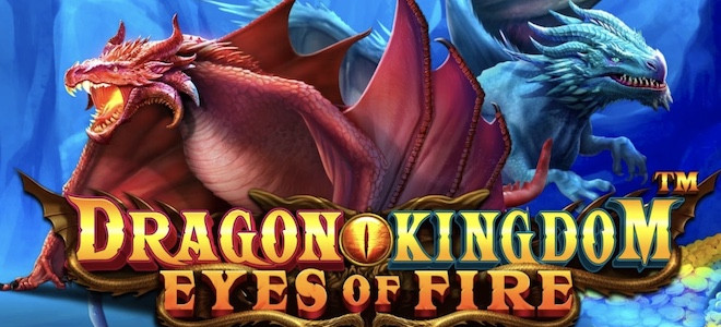 Pragmatic Play lance sa nouvelle machine à sous Dragon Kingdom Eyes of Fire