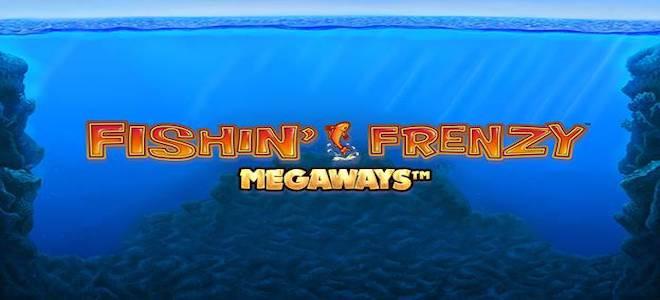 Blueprint Gaming : Fishin' Frenzy Megaways rejoint la série de machines à sous Jackpot King