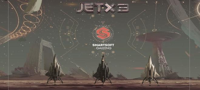 JetX3 : Smartsoft remet ça, direction une planète inconnue avec 3 fois plus de chances de gagner !