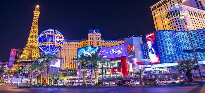 Covid-19 : fin des restrictions liées à la capacité d'accueil pour 28 casinos de Las Vegas