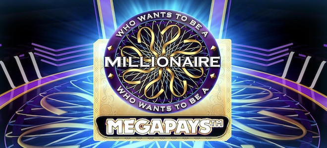 Big Time Gaming lance Who Wants To Be A Millionaire Megapays