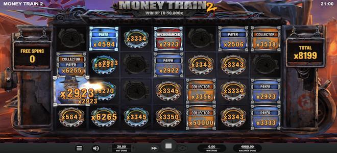 Money Train 2 : un joueur finlandais établit un nouveau record avec un gain de 250 000 €