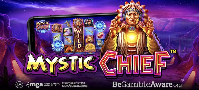Mystic Chief : conjurez le mauvais sort sur la nouvelle machine à sous de Pragmatic Play
