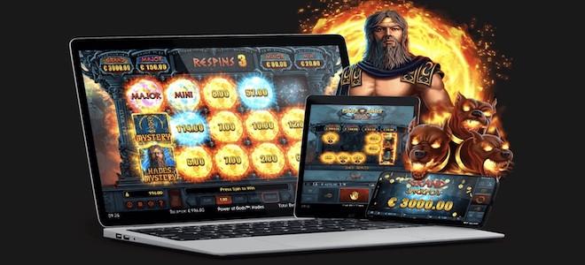 Power of Gods: Hades : Wazdan lance sa huitième machine à sous en ligne Hold the Jackpot