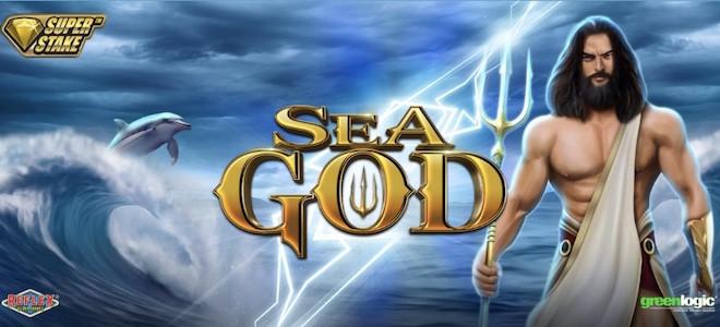 Machine à sous : Stakelogic, en partenariat avec Reflex Gaming, dévoile Sea God !