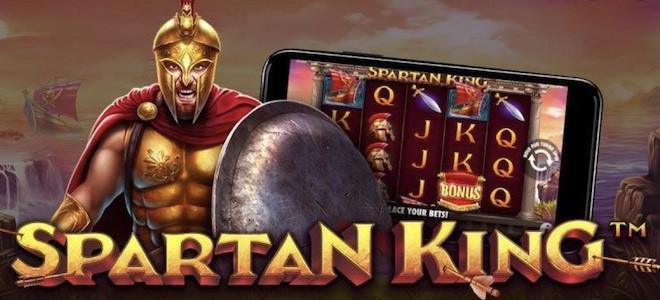 Livrez une bataille épique dans la nouvelle machine à sous Spartan King de Pragmatic Play