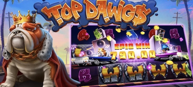Top Dawg$ : dominez les rues de Los Angeles dans la nouvelle machine à sous de Relax Gaming
