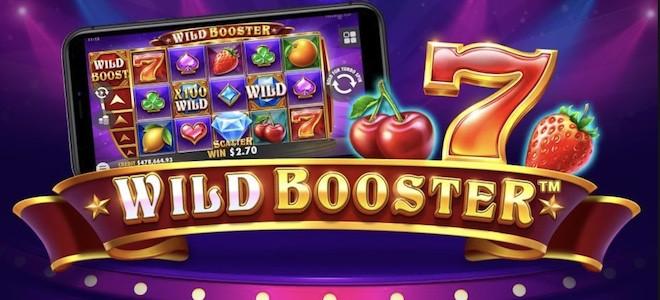 Machine à sous Wild Booster : quand Pragmatic Play réinvente les bandits manchots classiques