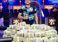 Martin Jacobson remporte le Main Event des WSOP et 10$ millions