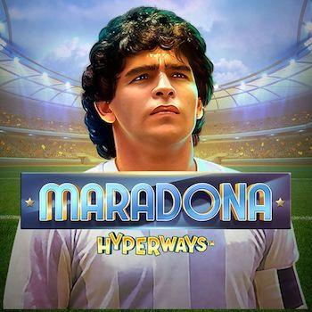 GameArt rend hommage à Maradona dans une nouvelle machine à sous HTML5 inédite