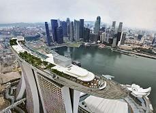 Les casinos de Singapour en baisse en 2016 - stagnation attendue en 2017